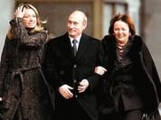 Con gái ông Putin lấy chồng Hà Lan
