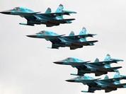 """Việt Nam sẽ mua """"thú mỏ vịt"""" Su-34 Fullback đầu tiên"""