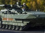Nga thử lửa hàng chục siêu chiến xa trên nền tảng Armata