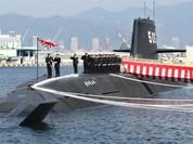 Tàu ngầm Nhật khuấy động Biển Đông thách thức Trung Quốc