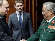 """Nga-Việt tăng cường """"tình đoàn kết anh em"""" giữa hai quân đội"""