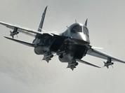 """Chiến đấu cơ Nga  đánh chặn """"đối phương"""" trên tầng bình lưu"""