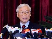 """Tổng Bí thư Nguyễn Phú Trọng: """"Ai chạy? Chạy ai? Đằng sau nó là cái gì?"""""""