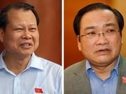Đề nghị miễn nhiệm hai Phó Thủ tướng và 18 Bộ trưởng