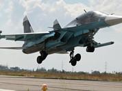 Nga thử bom chống tăng thông minh ở Syria