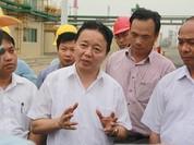 Bộ trưởng Trần Hồng Hà nhận khuyết điểm vụ cá chết hàng loạt