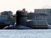 Tàu ngầm Trung Quốc chở hơn 100 người chìm ở Biển Đông