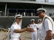 """Bị """"cấm cửa"""" tàu sân bay, Mỹ vẫn mời Trung Quốc tập trận RIMPAC"""