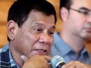 """Phủ Tổng thống Philippines lên án Trung Quốc về """"lưỡi bò"""" Biển Đông"""