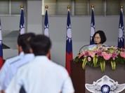 Tổng thống Đài Loan thị sát quân đội, ra lệnh sẵn sàng bảo vệ lãnh thổ