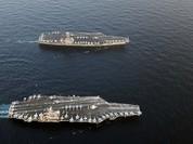 """Thị uy Biển Đông, Mỹ không ngán """"sát thủ tàu sân bay"""" Trung Quốc"""
