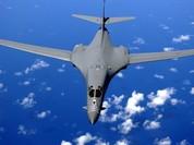 Mỹ điều máy bay chiến lược B-1 canh Biển Đông