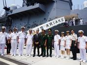 Nhật Bản tăng tùy viên quân sự tại Việt Nam, Philippines vì...Trung Quốc
