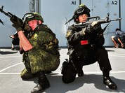 """Mỹ """"không ngại"""" Nga và Trung Quốc tập trận chung ở Biển Đông"""