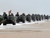 Nhật Bản nghiên cứu chế tạo xe chiến đấu đổ bộ tiên tiến