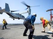 Hải quân Mỹ nhận tàu ngầm hạt nhân mới, triển khai CMV-22 ở Nhật Bản