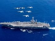 """Báo Trung Quốc khích: """"Mỹ chế tạo thêm tàu sân bay cũng vô dụng"""""""