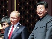 Trung Quốc, Nga tập săn ngầm và đổ bộ chiếm đảo ở Biển Đông