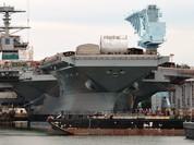 Mỹ chậm biên chế tàu sân bay Ford ảnh lớn lớn đến chính sách Biển Đông