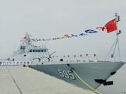 Trung Quốc bình quân 6 tuần sản xuất 1 tàu hộ vệ Type 056