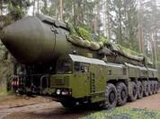 Lực lượng tên lửa chiến lược Nga tổ chức tập trận quy mô lớn