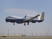 Máy bay không người lái MQ-4C Hải quân Mỹ được phép sản xuất hàng loạt