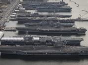 Báo Mỹ: Vệ tinh Cao Phân 10 Trung Quốc có thể đe dọa tàu sân bay Hoa Kỳ