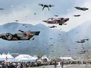 Hàn Quốc cho 300 UAV đồng loạt bay, muốn ghi kỷ lục Guinness