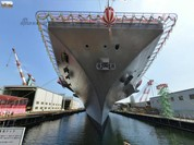 Nếu an ninh bị đe dọa Nhật Bản có thể phát hành công trái để chế tạo tàu sân bay