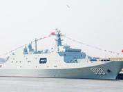 Trung Quốc huy động hải, lục, không quân tập trận đổ bộ quy mô lớn ở biển Hoa Đông