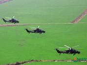 Lục quân Trung Quốc có kế hoạch trang bị 3.000 máy bay trực thăng hiện đại
