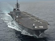 Báo Mỹ: Thực lực Hải quân Trung Quốc thua Nhật Bản