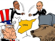 Mỹ và Nga triển khai đối đầu toàn diện, tiến hành cuộc chiến tâm lý căng thẳng