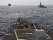 Hải quân Mỹ điều chỉnh chiến lược, tăng cường hiện diện ở Biển Đông