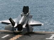 """Mỹ sẽ triển khai tàu tấn công đổ bộ chở 16 """"siêu phẩm"""" F-35 ở Nhật Bản"""
