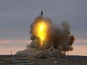 Nga thử nghiệm thành công đầu đạn chao lượn siêu thanh từ tên lửa đạn đạo RS-18
