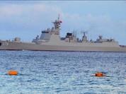 Trung Quốc chế tạo 13 tàu khu trục Type 052D trong 4 năm