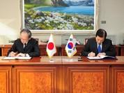 """Mỹ-Hàn-Nhật xây dựng """"tam giác sắt, NATO Đông Bắc Á"""" và những tính toán của bà Park Geun-hye"""