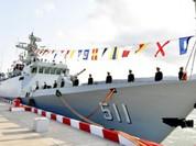 Hải quân Trung Quốc biên chế 2 tàu hộ vệ hạng nhẹ Type 056 mới