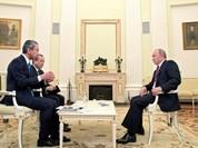 """Tổng thống Nga: Nhật - Nga """"không có vấn đề lãnh thổ"""""""