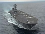Học giả Trung Quốc: Nhật Bản hiện chưa thực sự tự tin ở Biển Đông