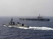 Mỹ sẽ gia tăng tập trận ở châu Á - Thái Bình Dương trong năm 2017