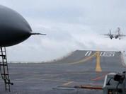 Tàu sân bay Trung Quốc và Mỹ sẽ lần đầu tiên giáp mặt ở Biển Đông
