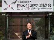 Trung Quốc nổi giận vì Nhật đổi tên cơ quan đại diện ở Đài Loan