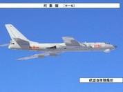 Nhật Bản xác nhận đã phải điều 30 chiến đấu cơ để ứng phó 8 máy bay quân sự Trung Quốc