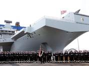Biển Đông: Anh sẽ triển khai 2 tàu sân bay vào năm 2020