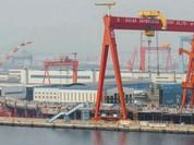 Báo Anh: Trung Quốc đang xây thêm  bến cảng cho tàu sân bay mới