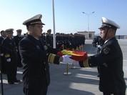 Hải quân Trung Quốc biên chế tàu khu trục tên lửa mang tên thành Tây Ninh