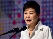 Bà Park Geun-hye xuất hiện, tuyên bố: Hàn Quốc sẽ không còn là quốc gia chủ quyền nếu từ bỏ THAAD