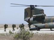 """Nhật Bản và Mỹ chuẩn bị tiến hành huấn luyện liên hợp """"đoạt lại đảo nhỏ"""""""